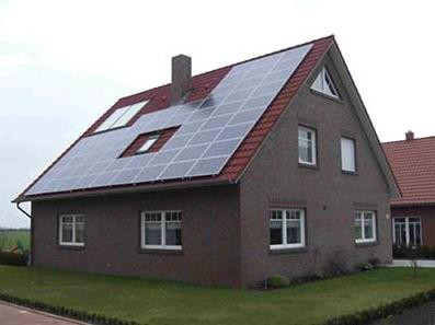 household solar system